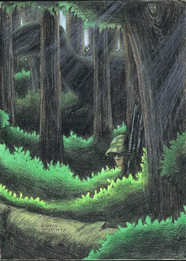 壁纸 风景 森林 桌面 600_839 竖版 竖屏 手机