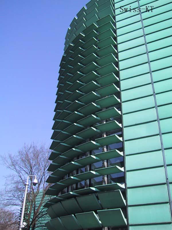 澳大利亚著名建筑师谈遮阳在建筑外立面应用