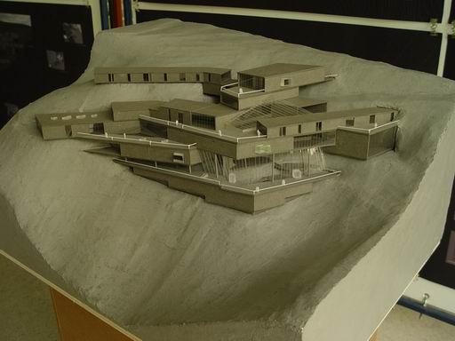 德国建筑系学生毕业设-刘丹