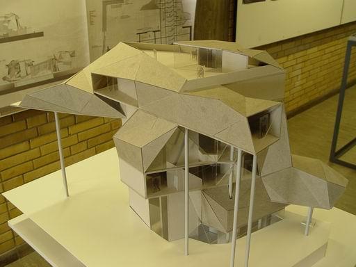 德国建筑系学生毕业设计